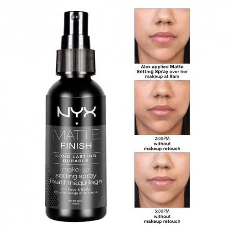 NYX Make up setting spray