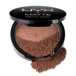 NYX Matte Face and Body Bronzer 02 Deep
