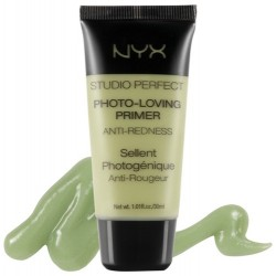 NYX Studio Perfect Photo Loving Primer ZELEN