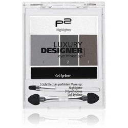 P2 Luksury Designer Eye Make Up