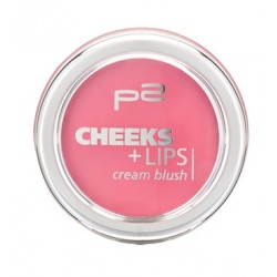 P2 Cheeks + Lips Cream Blush 030 Sleeping Beauty, Wake up!