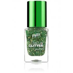 P2 Lost in glitter polish 030 Start Wild