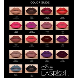 LA Splash Lip Couture Lipstick