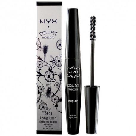 NYX Doll eye mascara - volume