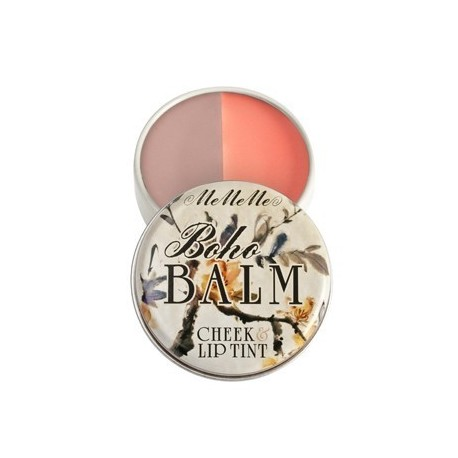 MeMeMe Boho Balms Lip & Cheek Tint  Coral & Taupe