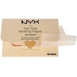 NYX Blotting paper Green tee