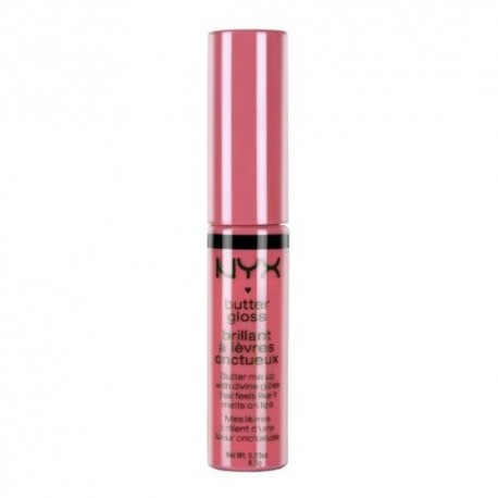 NYX Butter Lip Gloss 03 Peaches and Cream