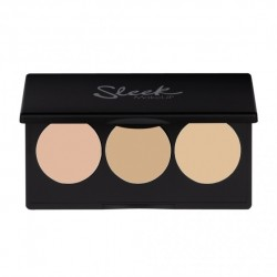 Sleek Corrector and Concealer palette 01