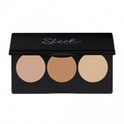 Sleek Corrector and Concealer palette 02