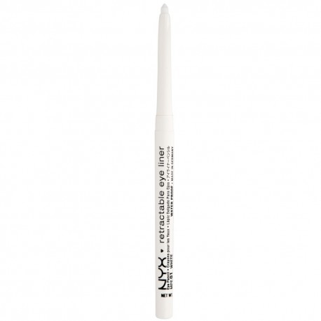 NYX Retractable Eyeliner 01 White