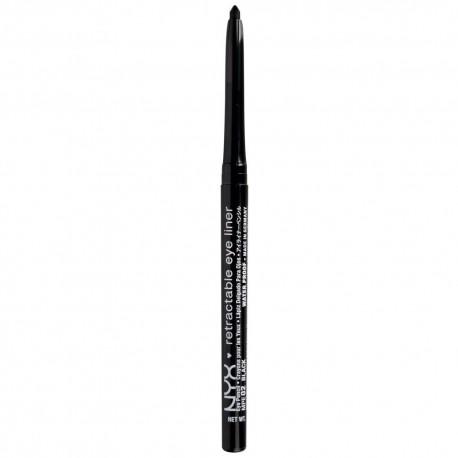 NYX Retractable Eyeliner 02 Black