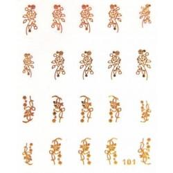 2D nalepke za nohte