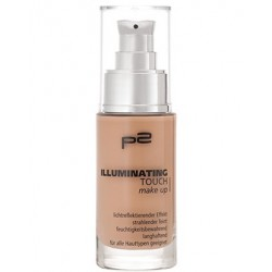P2 Illuminating touch make up