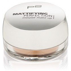 P2 Mattifying perfection mousse make up 015