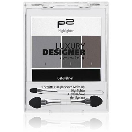 P2 Luksury Designer Eye Make Up