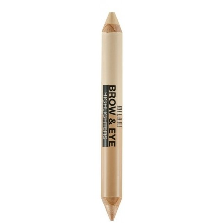 Milani Brow & Eye Highlighters 01 Matte Beige / High Glow