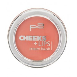 P2 Cheeks + Lips Cream Blush 010 Cinderella Drama