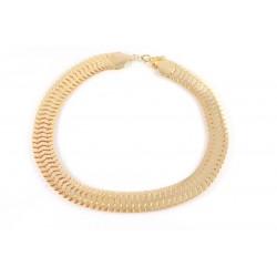 Ogrlica TYRE zlata