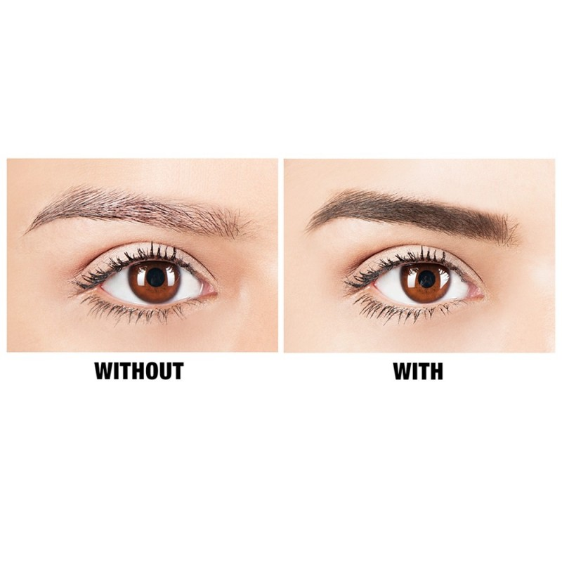 how to use nyx tinted brow mascara