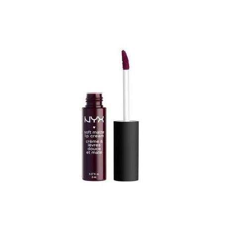 NYX Soft matte lip cream 21 Transylvania