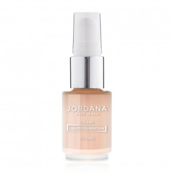 Jordana Creamy Liquid Foundation