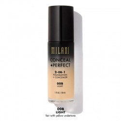 Milani Conceal+Perfect 2in1 Foundation