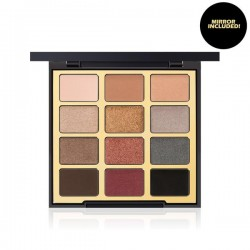 Milani Most Loved Mattes paleta senčil